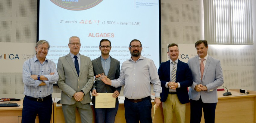The University of Cádiz rewards entrepreneurial spirit and novel ideas in a new edition of atrÉBT!